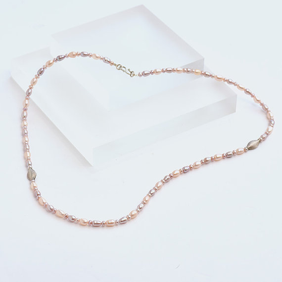 Pearl Necklace, handmade jewelry, jewellery maker Canterbury Kent